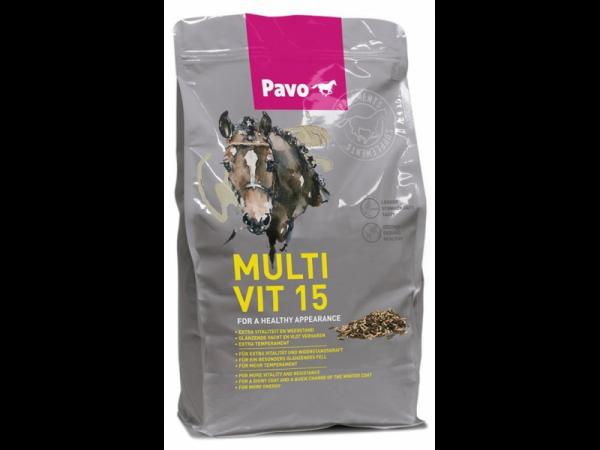 Pavo Multivit 15 emmer 3 kg