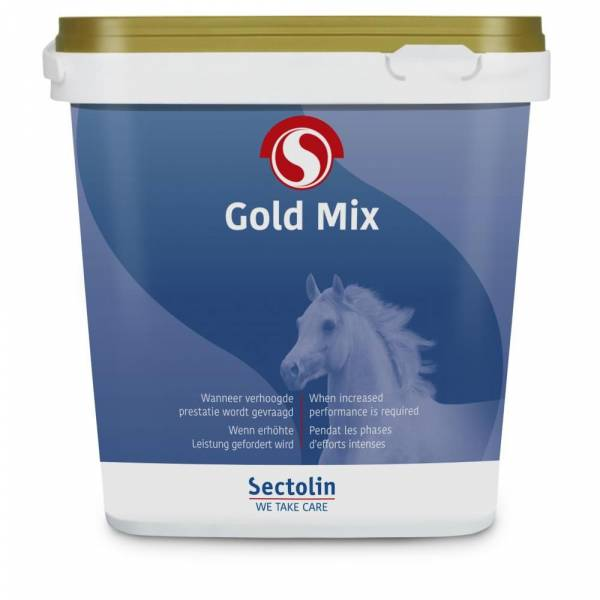 Gold Mix Sectolin Paard