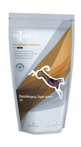 Trovet HOT Mulitpurpose Ostrich (Struisvogel) Treats Hond 150 gram