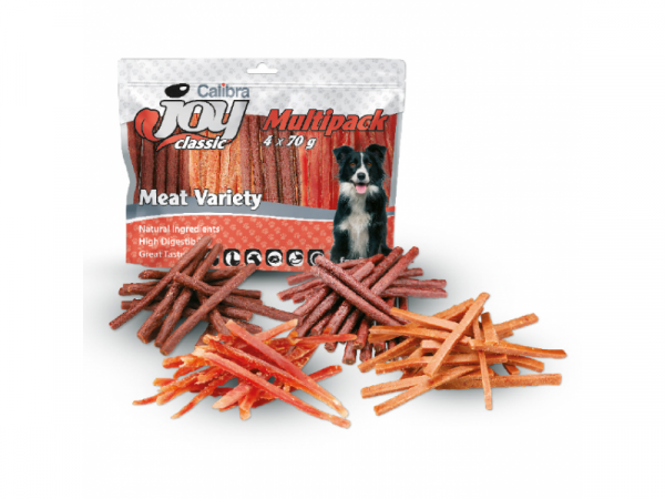 Calibra Joy Dog Pack Meat Variety Mix 280 gram