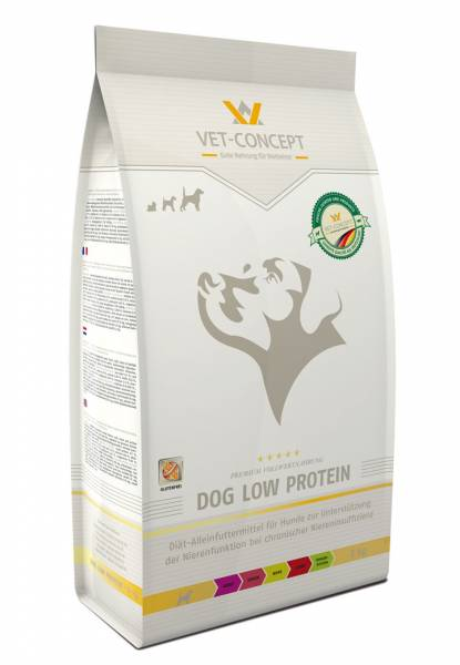 Vet-Concept Low Protein Hond