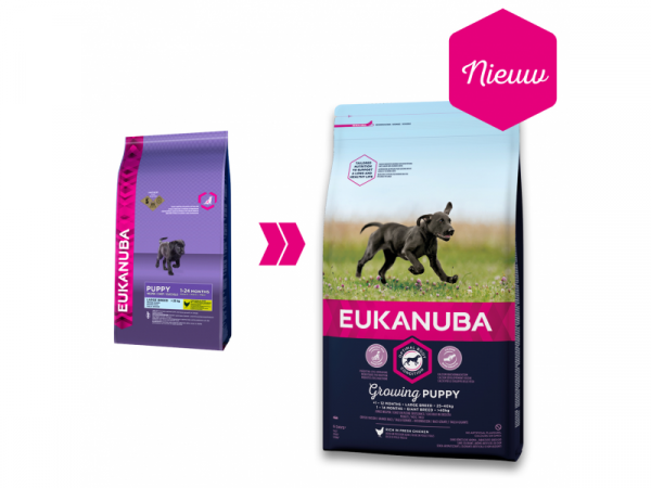 Eukanuba Growing Puppy Large Breed 12 kg