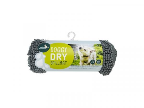 Doggy Dry Doormat Deurmat Hond