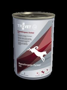 Trovet TPD Hypoallergenic (Turkey) Hond 12 x 400 gram