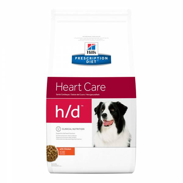 Hill's HD Heart Care Canine 5 kg