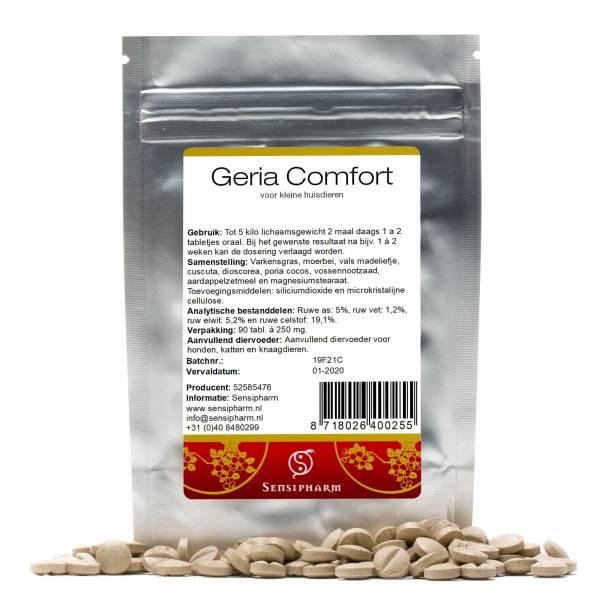 Sensipharm Geria Comfort Kleine Huisdieren 90 tabletten
