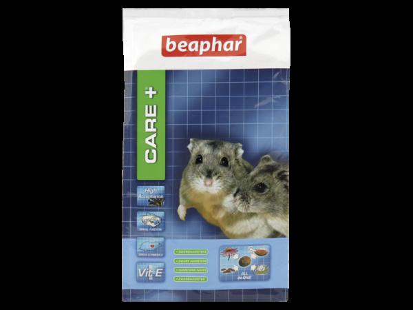 Beaphar Care+ Dwerghamster 4 x 700 gram