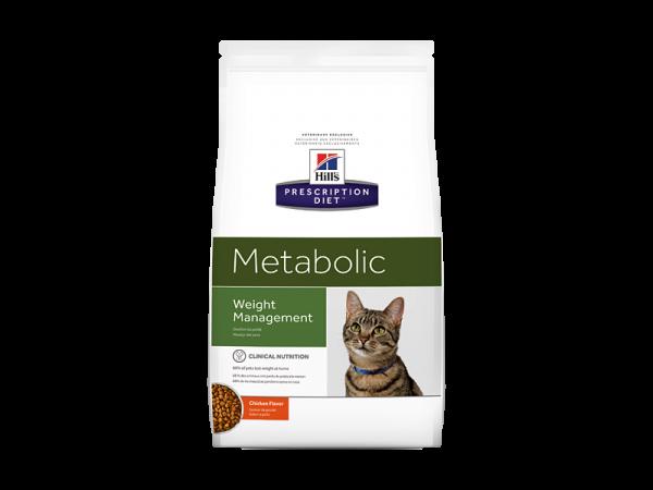 Hill's Prescription Diet Metabolic Kat