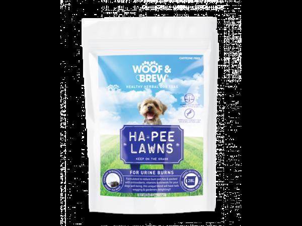 Woof & Brew Hondenthee Ha Pee Lawns 6 x 28 dagen