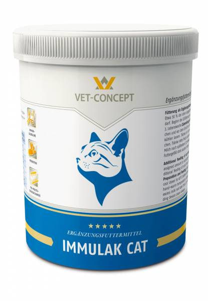 Immulak Vet-concept Kat Kittenmelk 500 gram