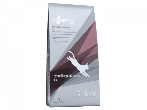 Trovet IRD Hypoallergenic (Insect) Kat