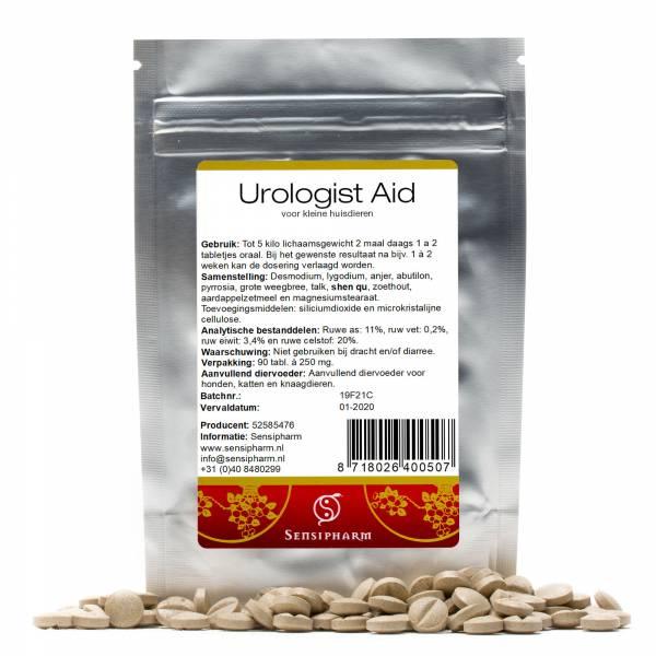 Sensipharm Urologist Aid Kleine Huisdieren 90 tabletten