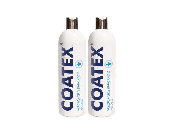 Coatex Medicinale Shampoo Hond Vetplus