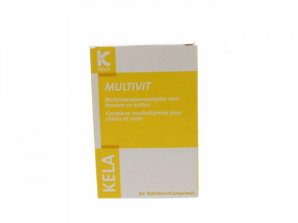 Kela Multi Vit 60 tabletten
