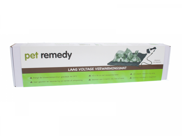 Warmte Mat Hond Kat Pet Remedy