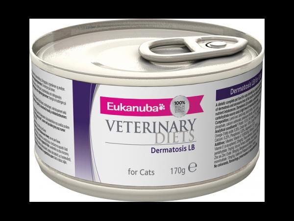 Eukanuba Dermatosis Cat 6 x 200 g