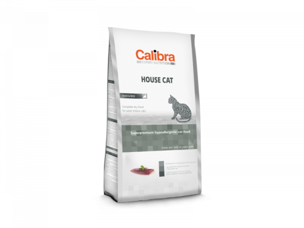 Calibra Cat Expert Nutrition Housecat Duck & Rice