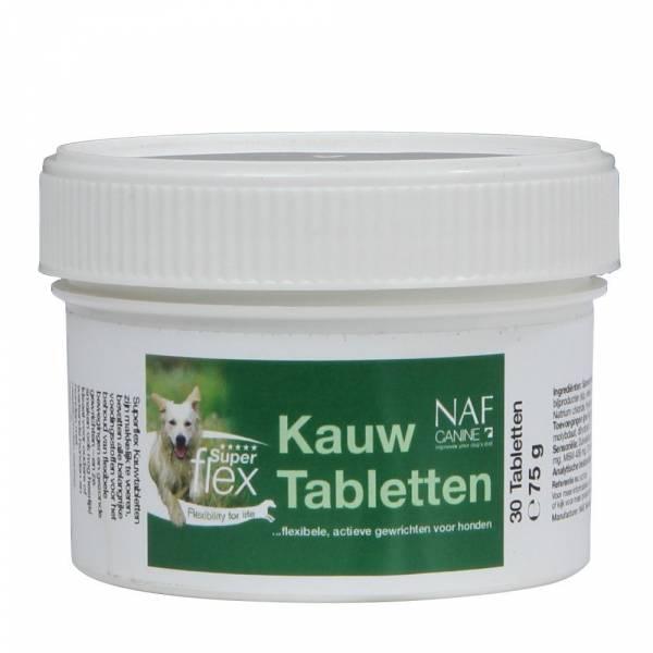 NAF Canine Superflex Kauwtabletten