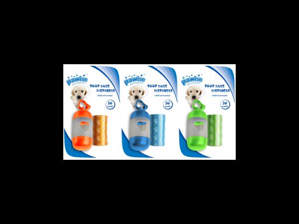 Pawise Poop Bag Dispenser