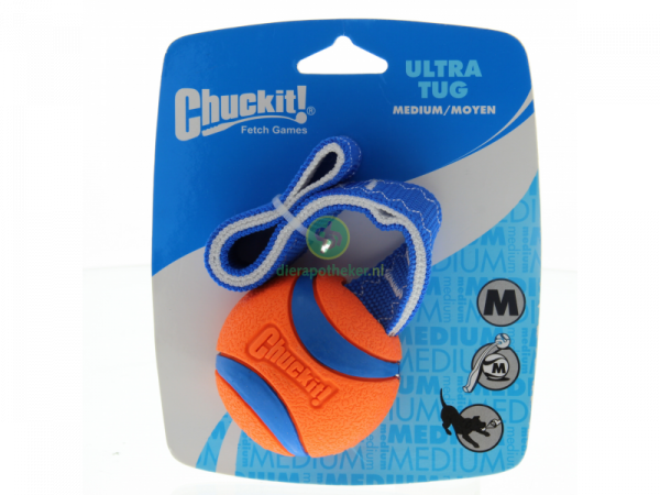 Chuckit Ultra Tug Medium 1 stuk