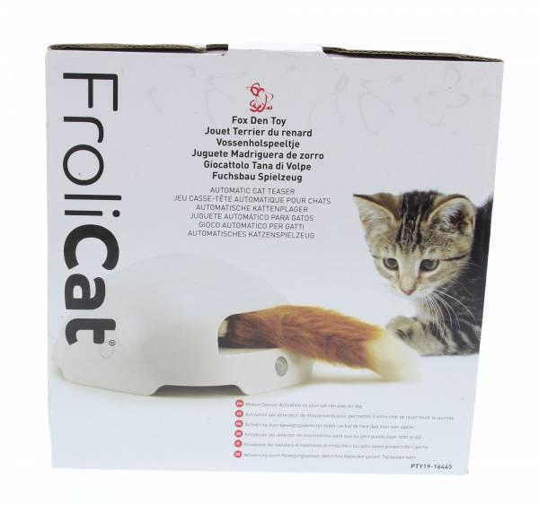 Frolicat Fox Den Toy