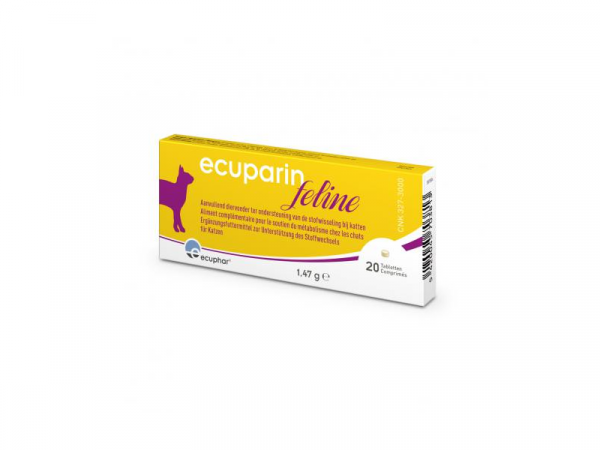 Ecuparin Feline 20 tabletten