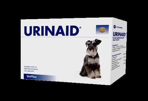 Urinaid Urinewegen Hond Vetplus 60 tabletten