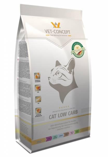 Vet-Concept Low Carb Kat