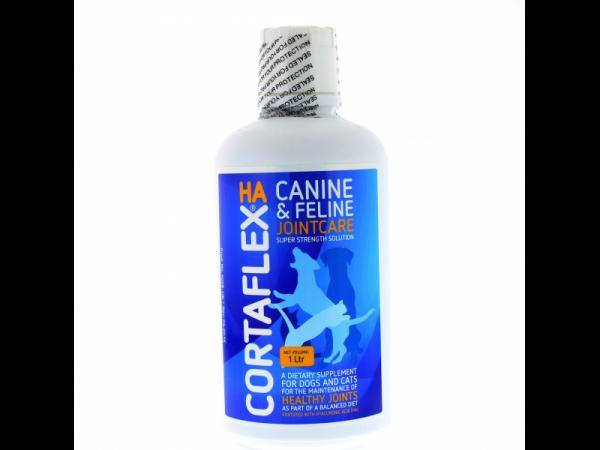 Cortaflex HA Jointcare Hond Kat 1 liter