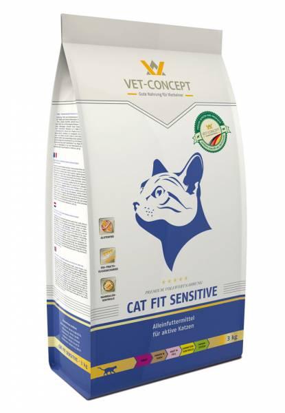 Vet-Concept Cat Fit Sensitive
