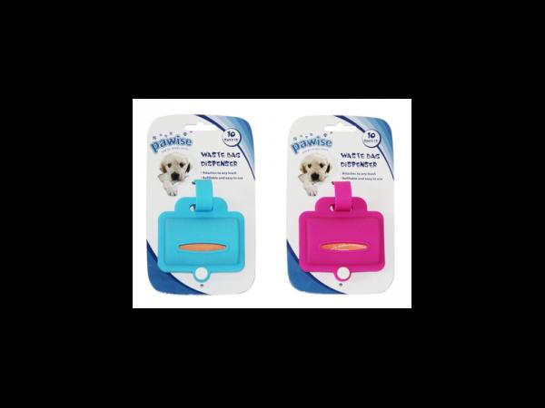 Waste Bag (poepzakjes) Dispenser Silicone (incl. 20 zakjes)