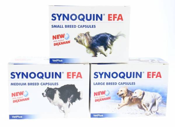 Synoquin EFA Gewrichten Hond Vetplus