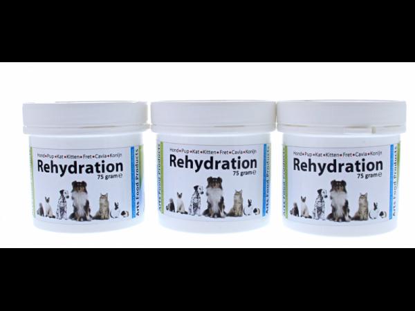 Rehydration Electrolytenmix Arts 3 x 75 gram