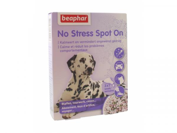 Beaphar No Stress Hond 3 pipetten