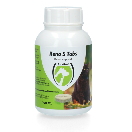 Reno S Tabs KH 100 tabletten