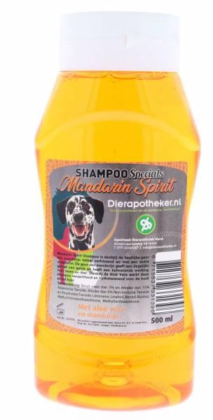 Shampoo Mandarin Spirit Dierapotheker.nl 500 ml