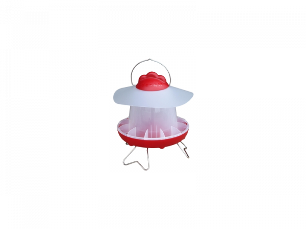 Poultry Feeder 1.8 kg Feathers & Beaky