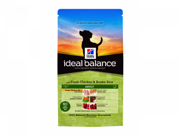 Hill's Ideal Balance Canine Adult 2 kg