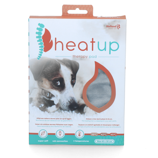 Heat Up Therapy Pad Warmtemat Huisdier