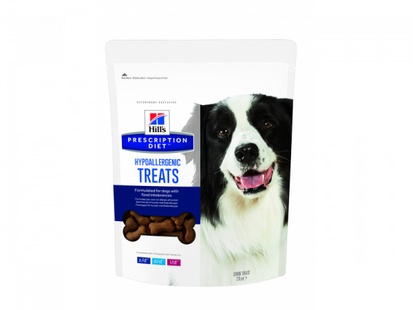 Hill's Hypo-allergenic Treats Canine 6 x 220 gram