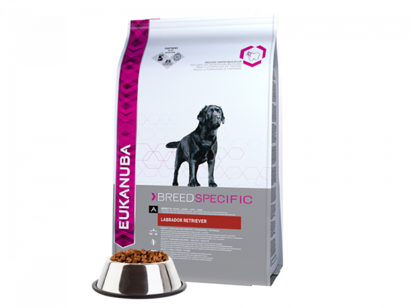 Eukanuba Dog Labrador Retriever 12 kg