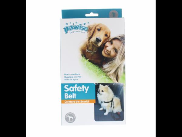 Veiligheidsgordel Harness and Safety Belt Pawise
