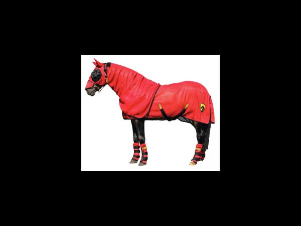 Horse Armor Knockdown Anti-vliegen Deken