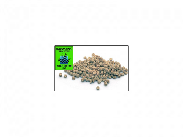 Harrison Bird Food Adult Lifetime Fine 25 pound