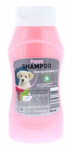 Shampoo Puppy Hond Dierapotheker.nl 500 ml