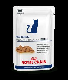 Royal Canin Neutered Satiety Balance Kat