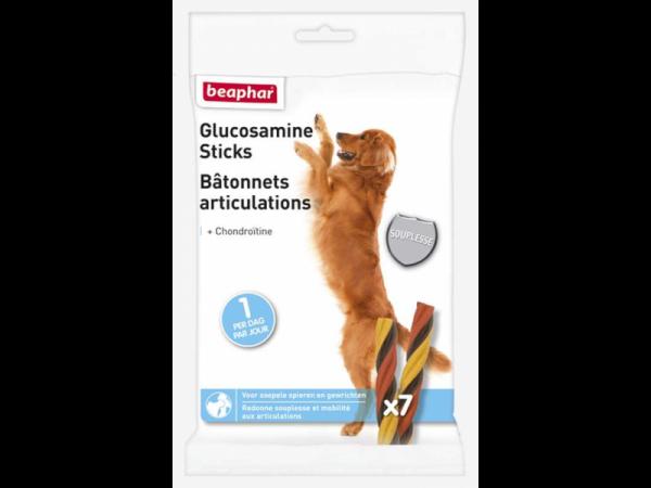 Beaphar Glucosamine Sticks Hond 7 stuks