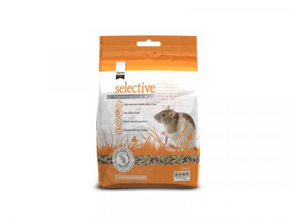 Supreme Science Selective Rat Food 1.5 kg