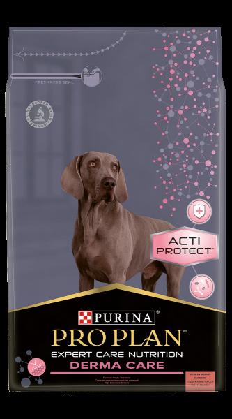 Purina Pro Plan Expert Care Dog Derma Hondenvoer Salmon