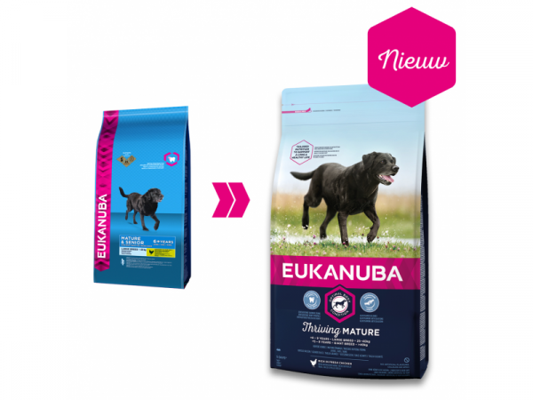 Eukanuba Dog Thriving Mature Large Breed 12 kg